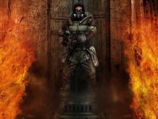 Обои Сталкер: Тень Чернобыля