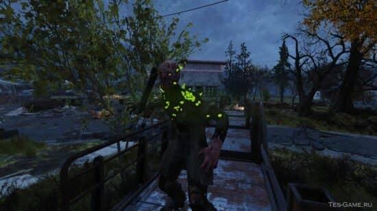 Glowing Scorched - Светящиеся Горелые