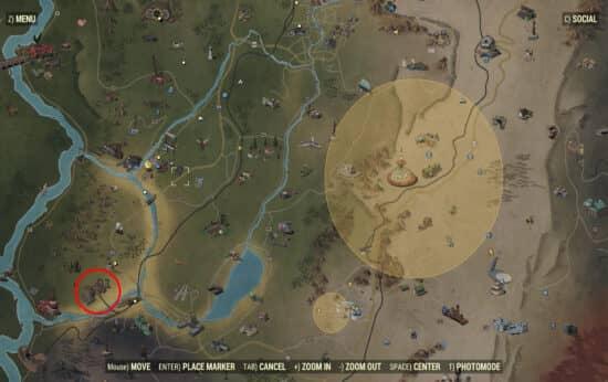 Как найти и создать ядерные блоки в Fallout 76