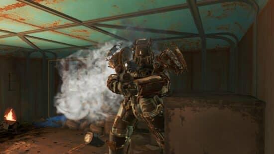 Как найти Рейдерскую силовую броню в Fallout 76