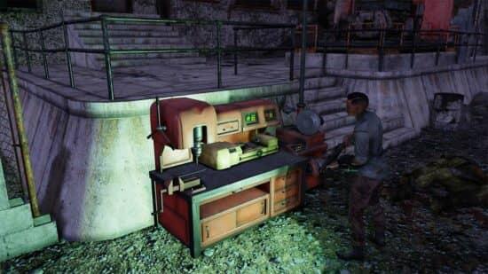 Где найти и как добыть медь в Fallout 76
