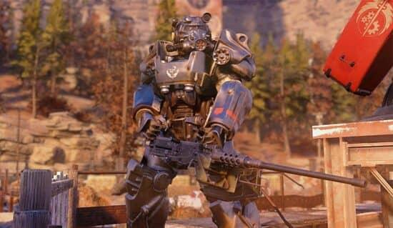 Как вступить в Братство стали в Fallout 76