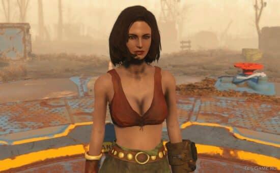 CBBE для Fallout 4 - Женские тела