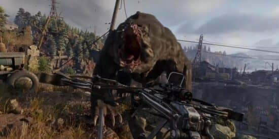 Как убить медведя в Metro Exodus – достижение Хозяин Леса