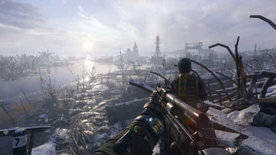 Прохождение игры Metro: Exodus