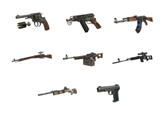 Свежий патч: Модификация оружия и мелкие правки